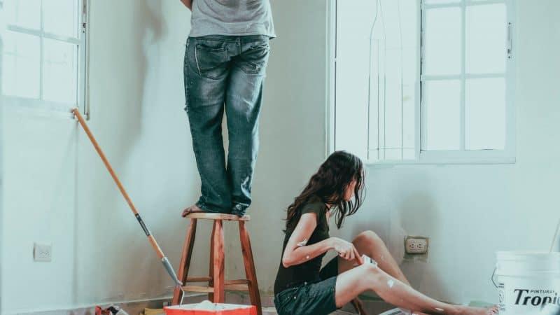 Conseils pour peindre une pièce chez soi